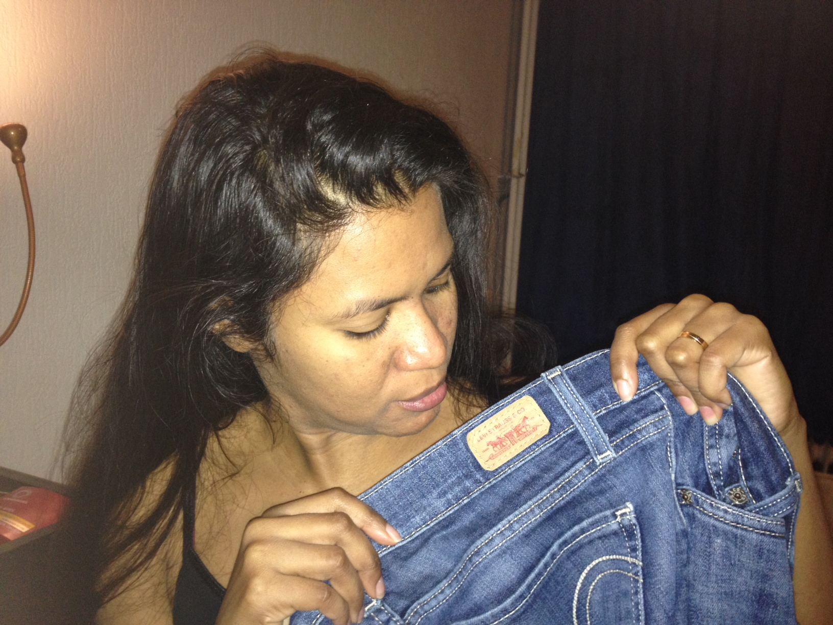 Levi's, Who made my jeans?!
